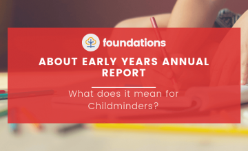 About Early Years Report – Headlines for 2018