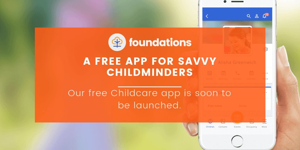 A free app for savvy childminders