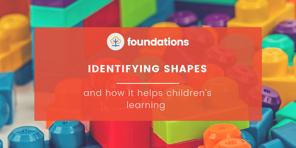Free Childcare Resource, Identifying shapes in the early years
