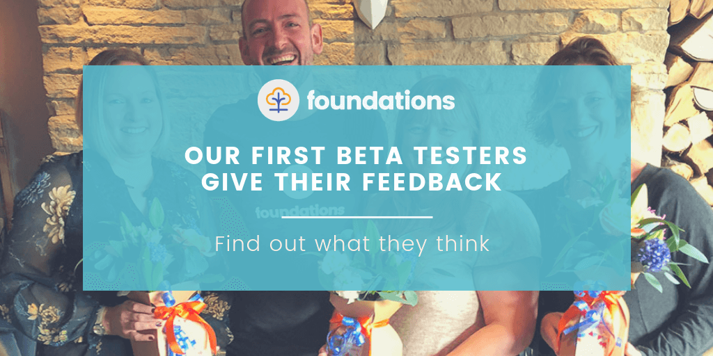 foundations beta tester feedback