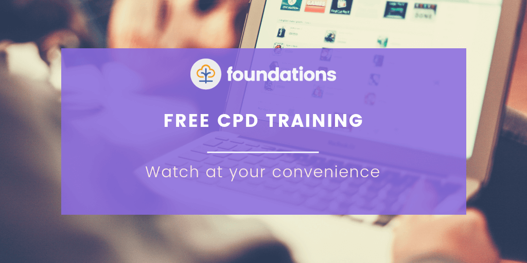 Free CPD training for Childcare professionals