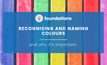 Recognising and Naming Colours