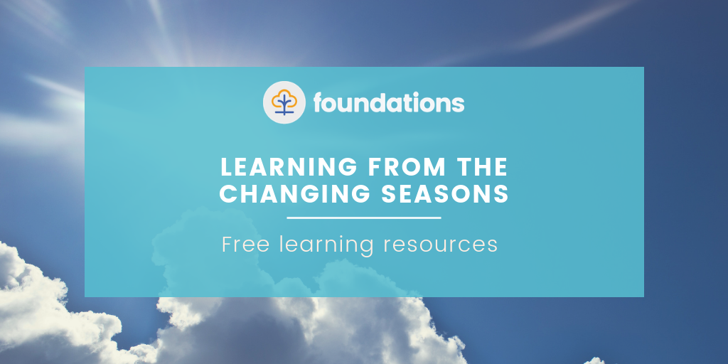 :earning from the seasons free resources for childminders