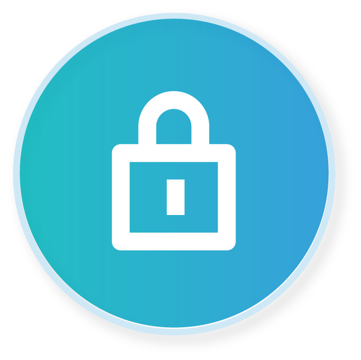 foundations app security blue lock