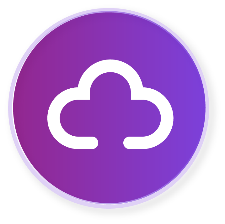 foundations app accessibility purple cloud