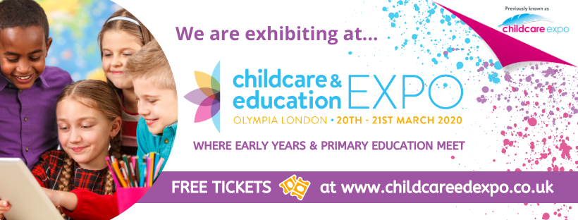 ChildCare Expo Banner